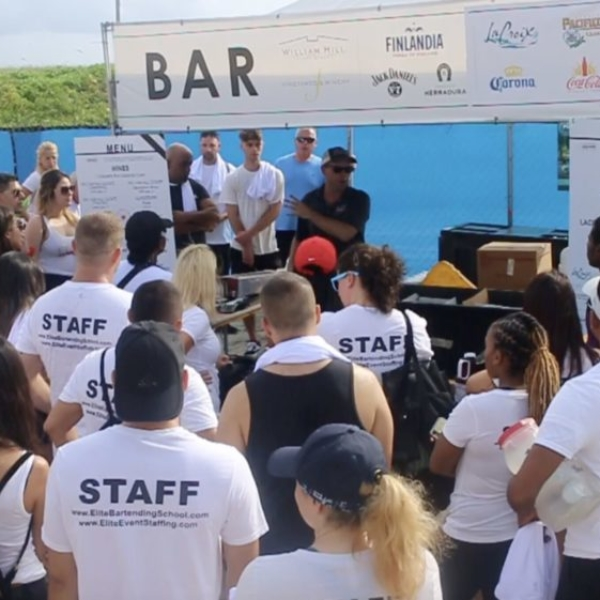 Elite Event Staffing events